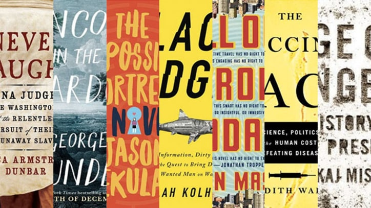 The 7 Best Books of February