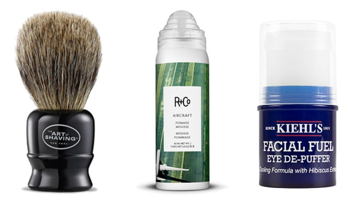 Best Grooming Products to Pack in Your Carry-On