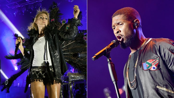 Usher, Metric, Grimes Top First Global Citizen Canada Concert