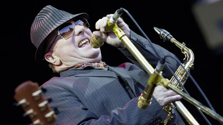 Van Morrison Announces New Album 'Roll With the Punches,' Fall Tour