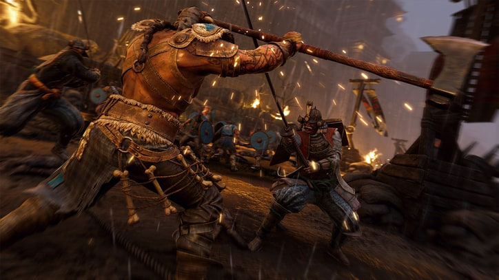 Watch Us Play the 'For Honor' Beta