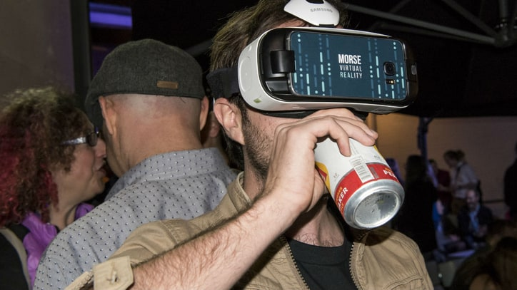 Today's Beer Atrocity: Bringing Brews to Virtual Reality