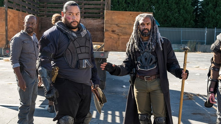 'The Walking Dead' Recap: Burial Grounds