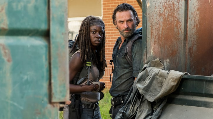 'The Walking Dead' Recap: Love, Actually