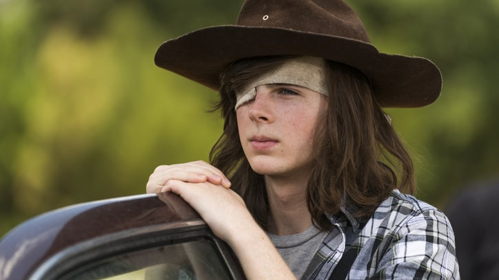 'The Walking Dead' Recap: Queens of the Hill