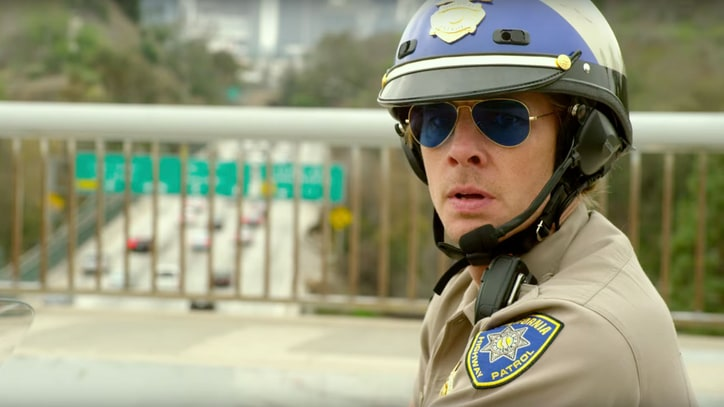 See Dax Shepard Star in New Motorcycle Cop Comedy 'CHIPS'