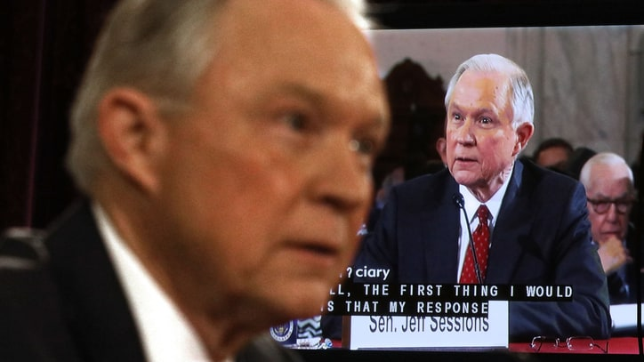 Jeff Sessions' Testimony on Russia: Video Highlights