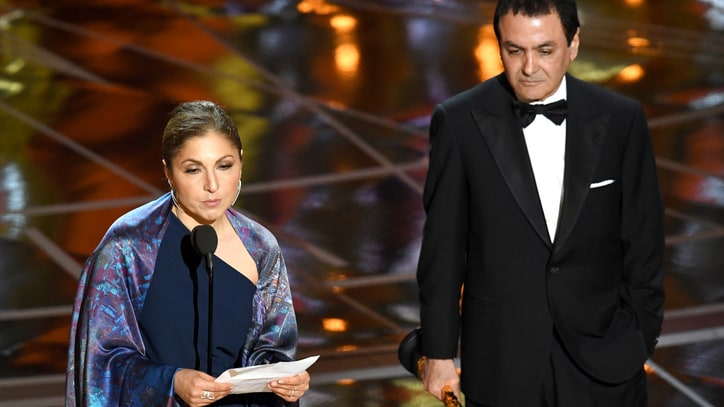Iranian Director Slams President Trump's Muslim Ban After Oscar Win