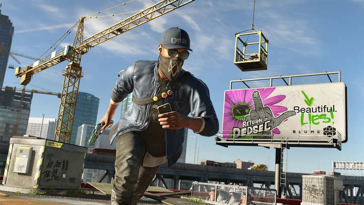 Review: 'Watch Dogs 2' Makes Light Work of Being Watched