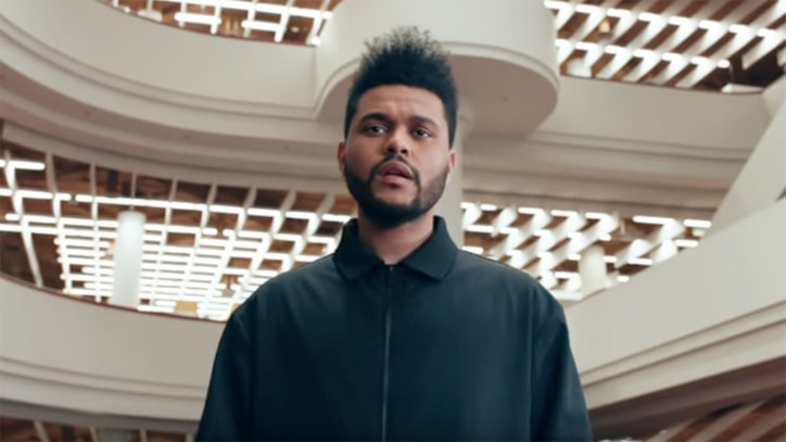 Watch the Weeknd's Mysterious New 'Secrets' Video