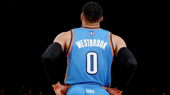 Can Russell Westbrook Continue Historic Triple-Double Average?