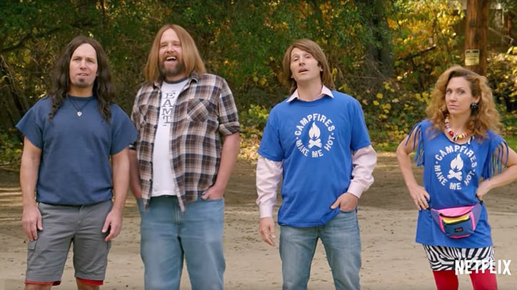 Watch Hilarious 'Wet Hot American Summer: 10 Years Later' Trailer