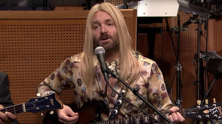 Watch Will Forte Parody Gregg Allman on 'Fallon'