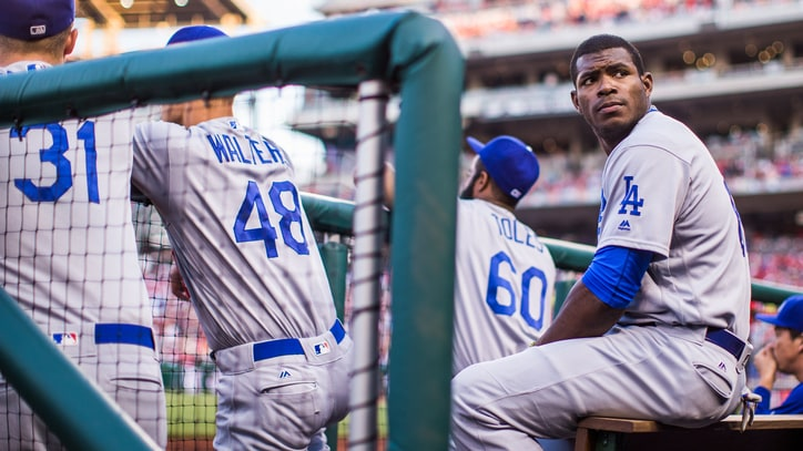 What happened to yasiel puig