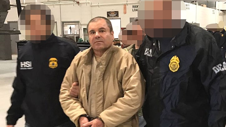 The Case Against El Chapo: What We Know So Far