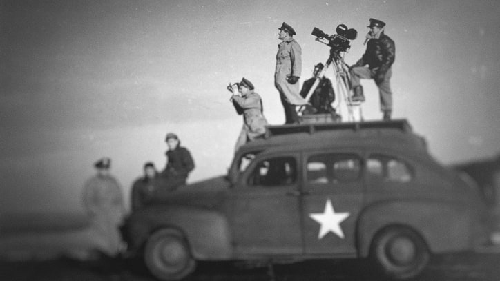 'Five Came Back': The True Story of How Hollywood Helped Win World War II
