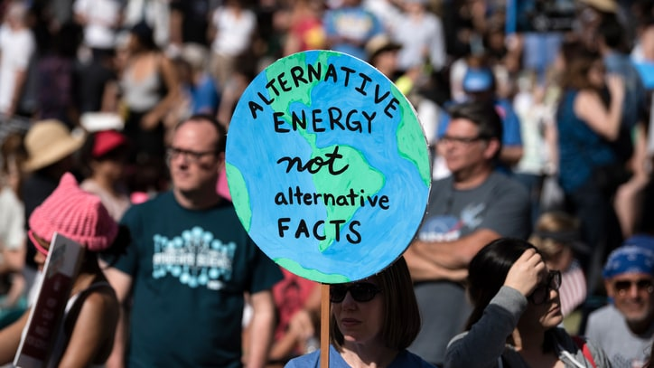 Why the Climate March Matters in the Era of Trump