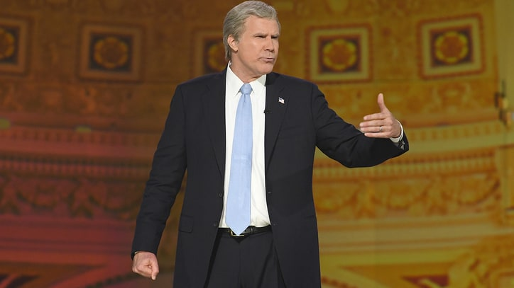 See Will Ferrell's Extended Bush Routine at Not White House Correspondents' Dinner
