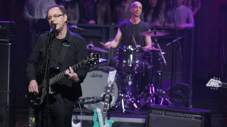 Post-Punk Legends Wire Perform 'Red Barked Trees' on Fallon