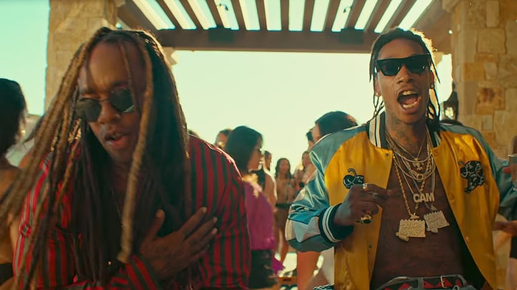 Watch Wiz Khalifa, Ty Dolla $ign Host Ill-Fated Pool Party in New Video