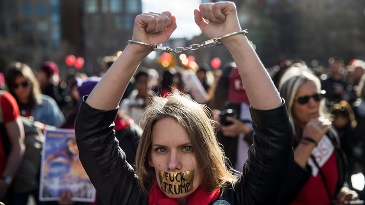 See Photos of International Women's Day Actions Around the Globe