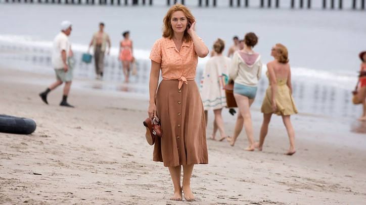 'Wonder Wheel' Review: Kate Winslet Singes in Woody Allen's Dour Drama