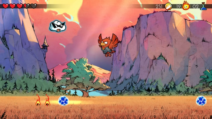 Check Out This Delightful 'Wonder Boy: The Dragon's Trap' Remake