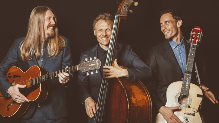 Hear the Wood Brothers' Wild 'Ophelia' From Levon Helm's Barn