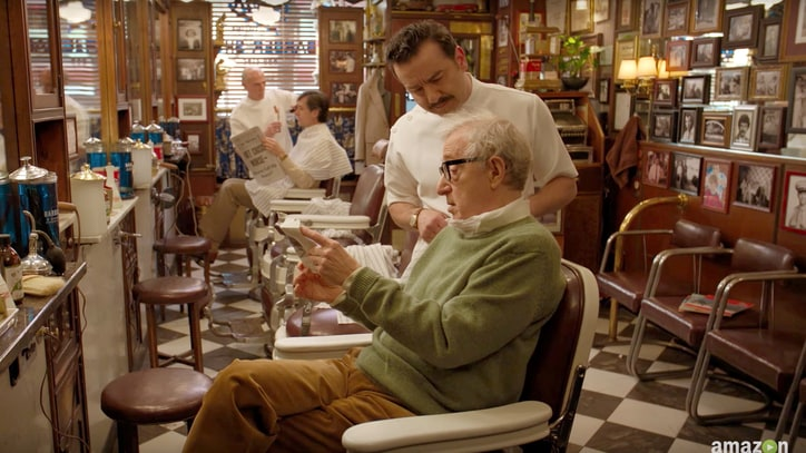 Watch First Clip From Woody Allen's 'Crisis in Six Scenes' TV Show