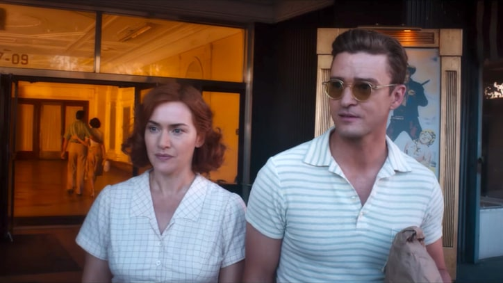Watch Kate Winslet in Woody Allen's Sleek 'Wonder Wheel' Trailer