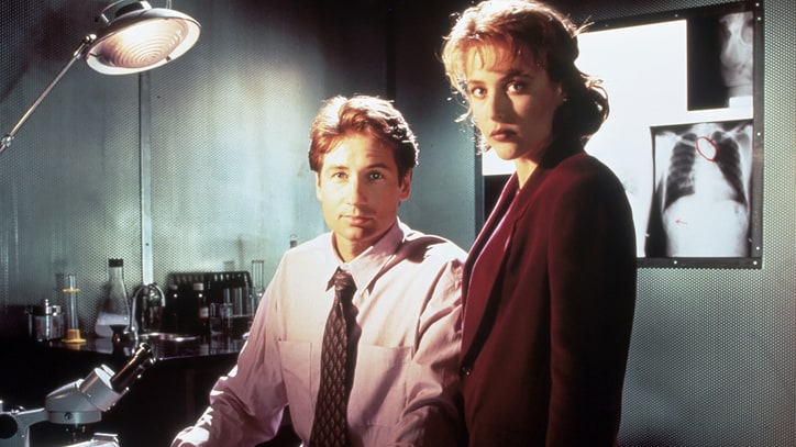 Hear Eerie 'X-Files' Audiobook Excerpt Featuring Gillian Anderson