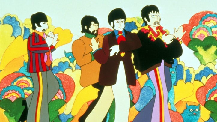 Beatles Mark 'Yellow Submarine' 50th Anniversary With Comic Book