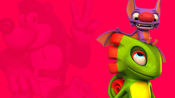 The Hit-Making DNA That Links 'Yooka-Laylee', 'Banjo-Kazooie' and 'Donkey Kong 64'