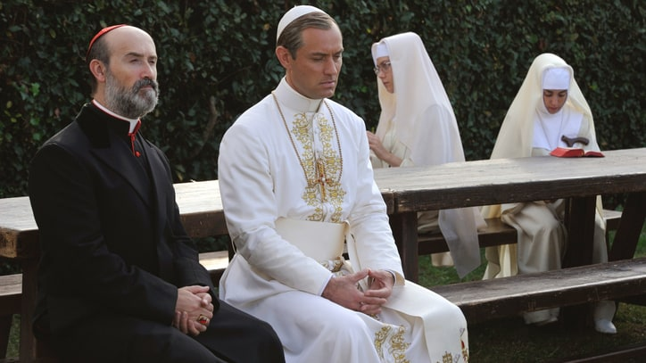 'The Young Pope' Recap: The Miracle Workers