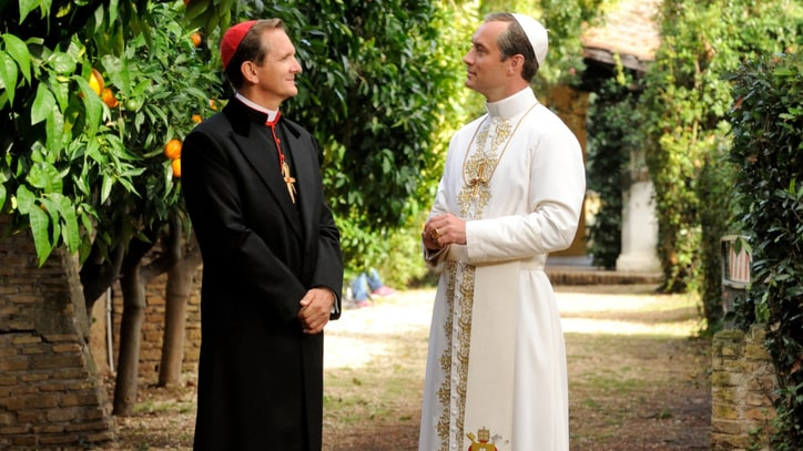 'The Young Pope' Season Finale Recap: A Face in the Crowd