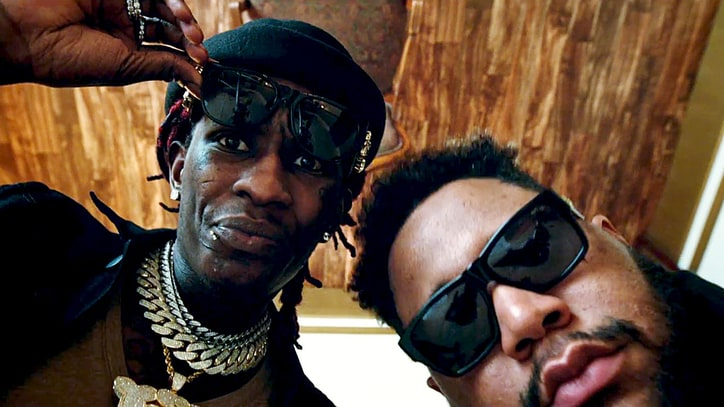 Watch Young Thug, Carnage's Blood-Soaked 'Homie' Video