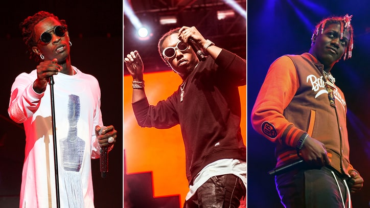 Young Thug, Migos, Lil Yachty Set for Red Bull Sound Select Chicago