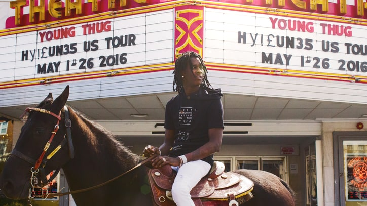 Review: Young Thug's 'Jeffery' May Be Rapper's Strongest in Years