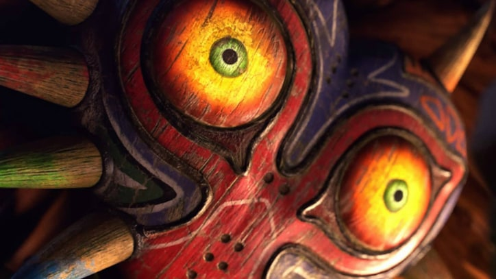 Watch the Jaw-Dropping 'Zelda' fan Tribute 'Majora's Mask - Terrible Fate'