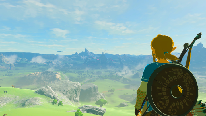 What We Can Tell You About Our Time With the New 'Zelda' So Far