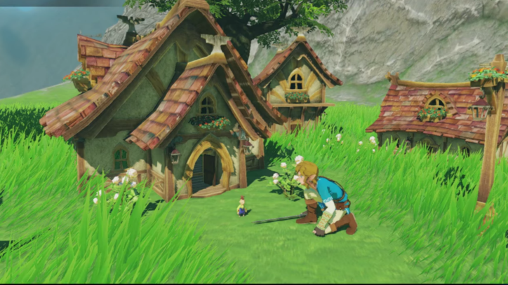 'The Legend Of Zelda: Breath Of The Wild' Almost Featured Tiny People
