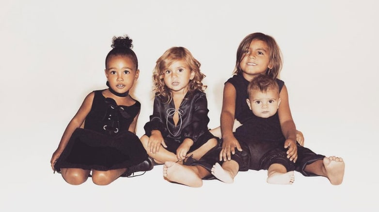 The Cutest Kardashian Kids Moments Ever!
