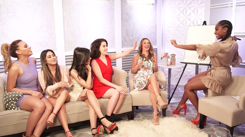 Fifth Harmony Tests Their Destiny's Child Knowledge Playing Pictionary