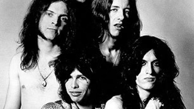Aerosmith were the top American hard-rock band of  the mid-Seventies