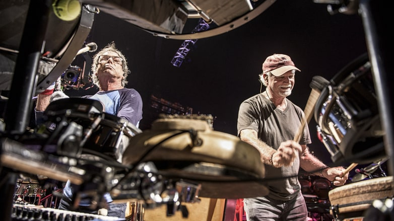 Mickey and Bill (Chicago, July 5th) Photo - Grateful Dead