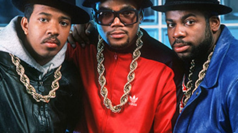 Run DMC Can You Rock It Like This Together Forever Krush Groove 4 Live At Hollis Park 84