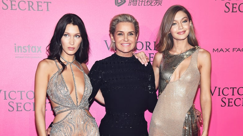 Sequins, Slits, More Sexy Styles at VS Fashion Show 2016 Afterparty