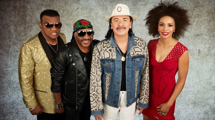 Review: The Isley Brothers and Santana Join for Olympian Soul-Rock Summit