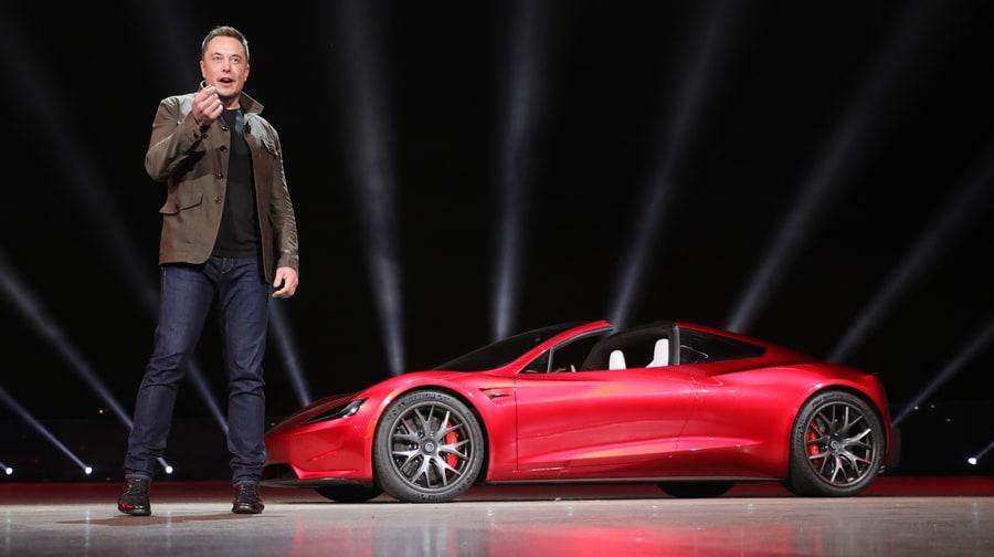 Tesla's Big Surprise: New Roadster Super Car