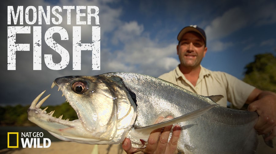 Monster Fish: Seasons 4–6